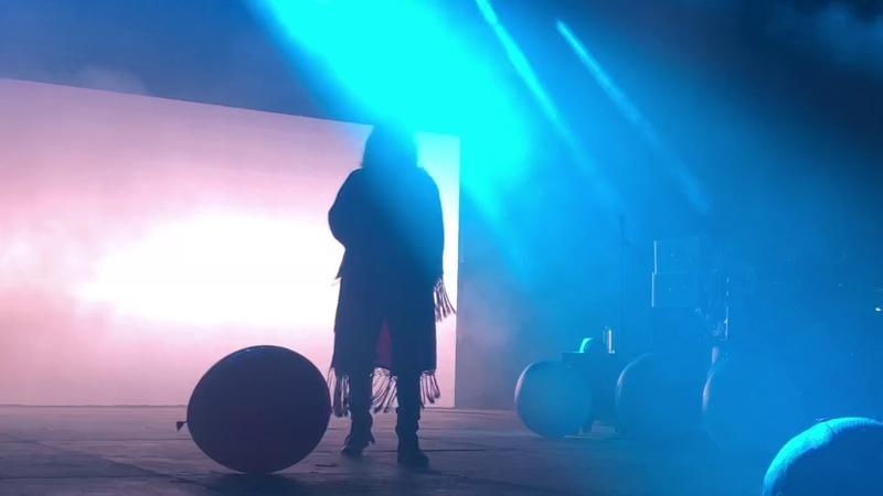30 Seconds to Mars - The Kill (09.12.2018, фестиваль Not So Silent Night, Сан-Диего, США)