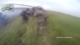 Syria War Heavy Clashes Rage On Between Rebels And Syrian Army Despite Ceasefire POV GoPro