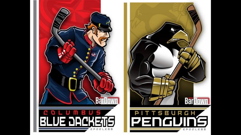 NHL Preseason | Columbus Blue Jackets vs Pittsburgh Penguins