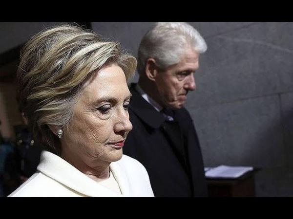 09.12.18 Finanzvorsteher der Clinton Foundation: Ich weiss, wo die Leichen begraben sind