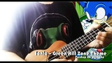 Sonic - Green Hill Zone Theme Разбор на Укулеле