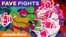 Favorite Fights Hosted by Mikey 👊 Rise of the TMNT | TurtlesTuesday