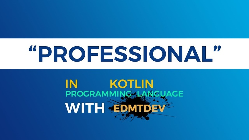 Kotlin Programing Tutorial - 8. IF ELSE EXPRESSION