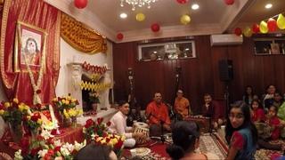 Sahaja Yoga Ashram (NJ) - Vocal Concert By Samarth Nagarkar