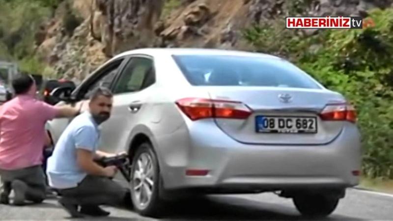 Kılıçdaroğlu'na Suikast Kameralarda - İzleyiniz