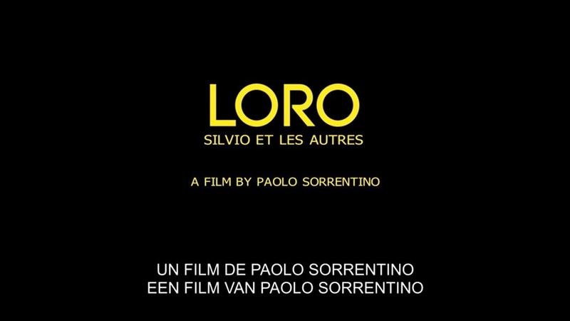 Loro (2018) WEB-DL XviD AC3 Italian language (Dutch French subbed)