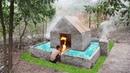 Build Heated Swimming Pool Aroud Roman House