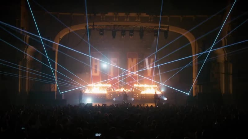 Bullet For My Valentine - Dont Need You (Live From Brixton Academy)