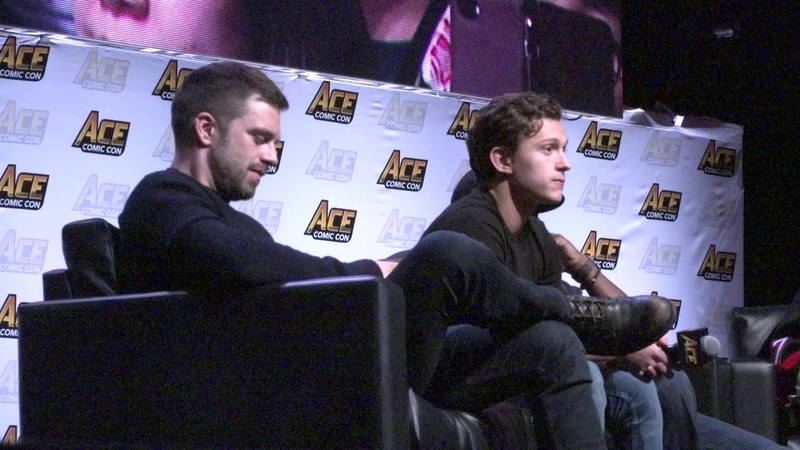 Tom Holland Walks Onstage And Suddenly Sebastian Stan Is Chopped Liver? The Complete Interview