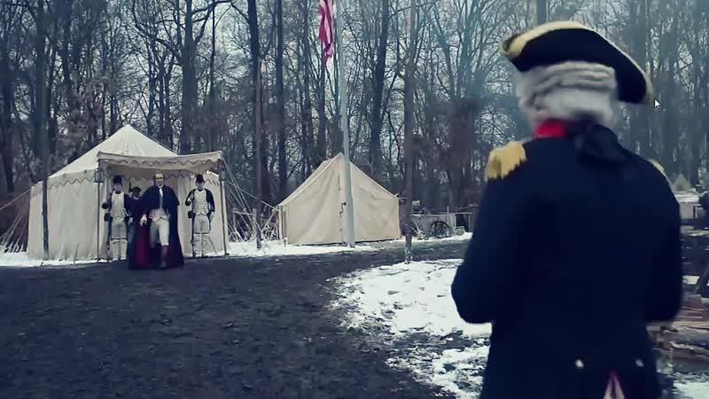 мальчек-кросавчек Лафайет (turn Washington's spies)