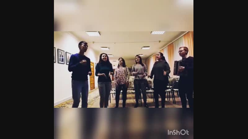 ансамбль Закария