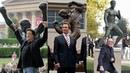 Arnold Schwarzenegger, Sylvester Stallone and Jean-Claude Van Damme Training Motivation