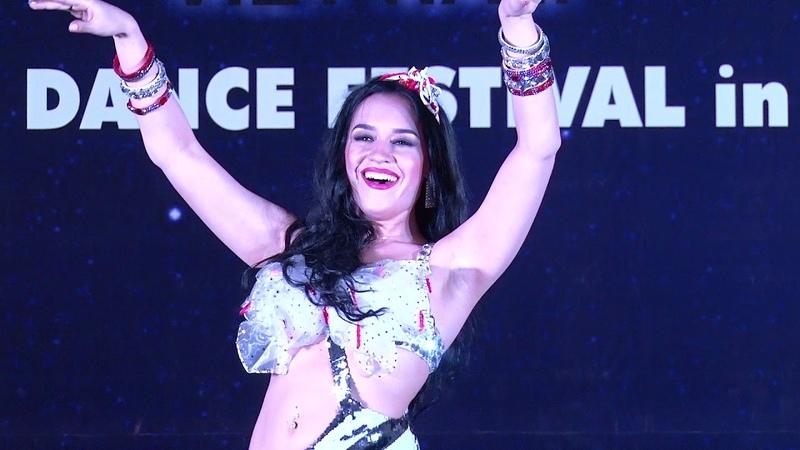 2nd Oriental Dance Festival in Viet Nam 2018- Gala Show-Radmila Dobrynina » Freewka.com - Смотреть онлайн в хорощем качестве