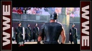 Stone Cold Steve Austin does his best Gladiator impersonation WrestleMania 21