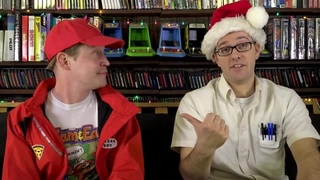 Angry Video Game Nerd -when you are just a pizza boy....
