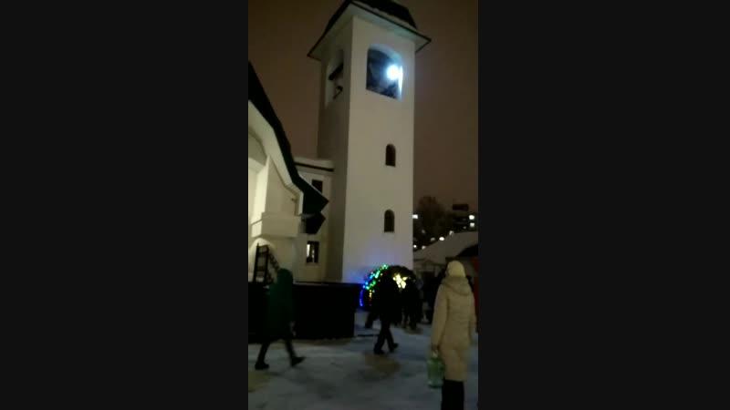 крещение 19.01.2019, храм в честь Рождества Христова
