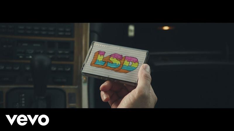 LSD - Audio ft. Sia, Diplo, Labrinth
