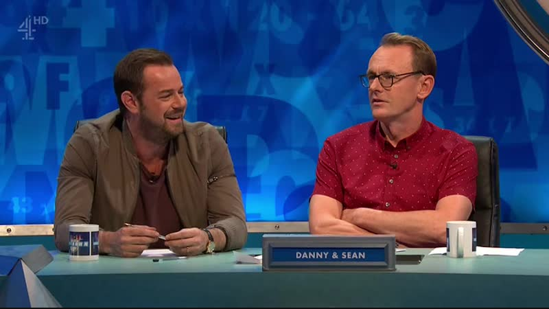 8 out of 10 Cats does Countdown S11E06 (29.10.2016)