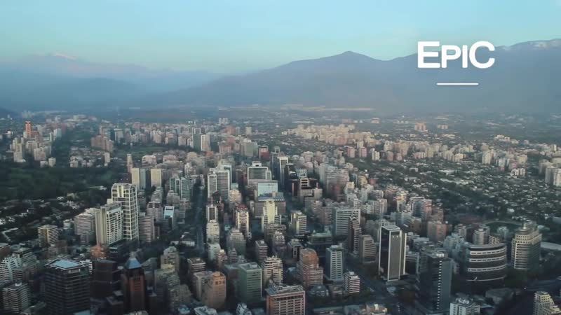 Quick City Overview- Santiago de Chile (HD)