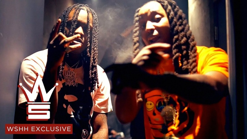 Tadoe Go Forest (Glo Gang) (WSHH Exclusive - Official Music Video)