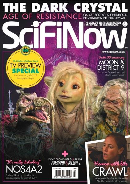 SciFiNow - September 2019
