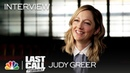 Judy Greer Spotlight Last Call with Carson Daly Interview