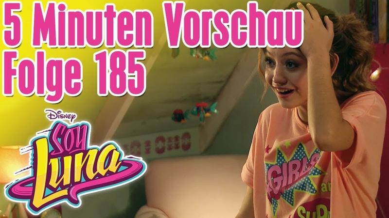 5 Minuten Vorschau - SOY LUNA Folge 185 || Disney Channel