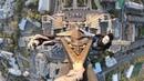 GoPro Высотка На Баррикадной ЗАЛЕЗ НА ЗВЕЗДУ ПОБЕГ ОТ ПОЛИЦИИ Показали по новостям Россия 1