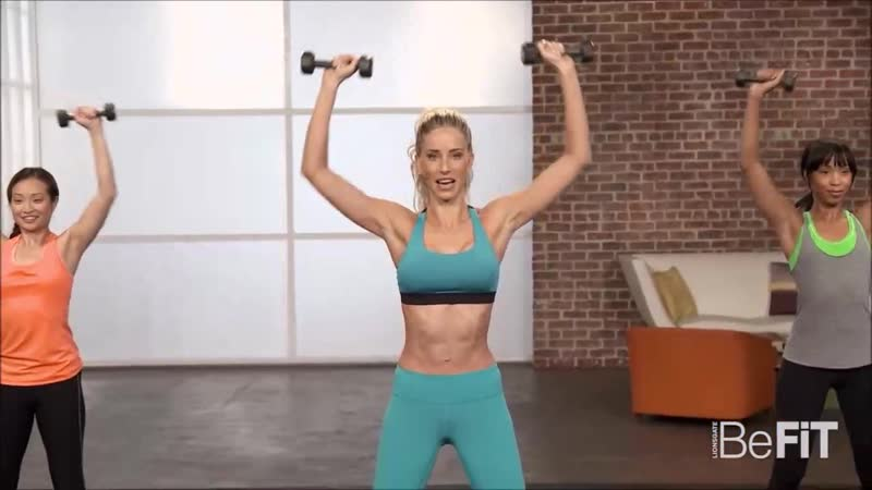30 Day Fat Burn:Maximum HIITDynamic Strength Toned Abs ArmsMetabolic Booster