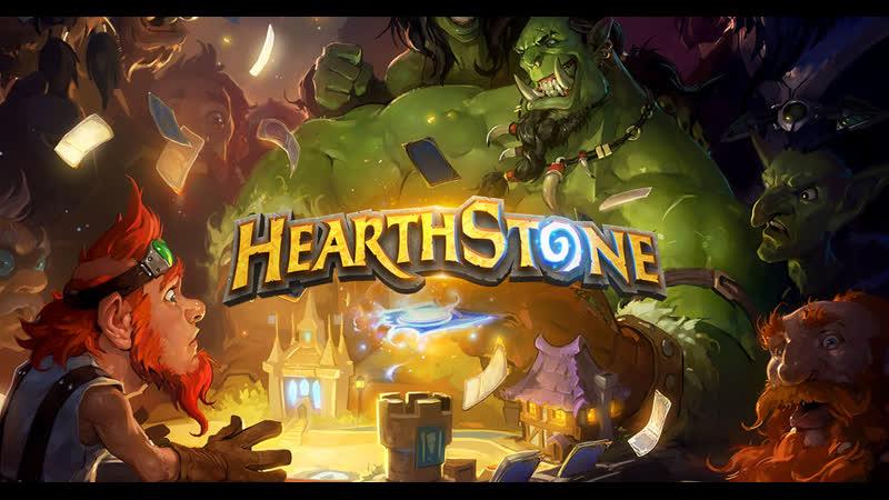 Heartstone. Heroes of Warcraft.