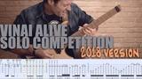 Vinai GuitarSolo Competition - 2ND PLACE Kenny Serane 2018 Version