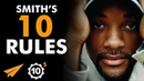 REJECTION is Everywhere.. Deal With IT! | Will Smith | Top 10 Rules