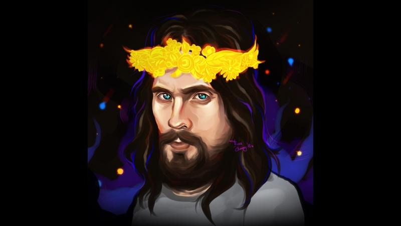 Jared Leto portrait