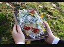 Осенний дневничок Рябиновый джем (Autumn junk journal)