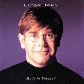 Elton John альбом Made In England