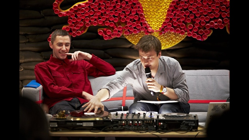 Pearson Sound Lecture (Madrid 2011) | Red Bull Music Academy