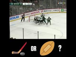 Ам фут в хоккее