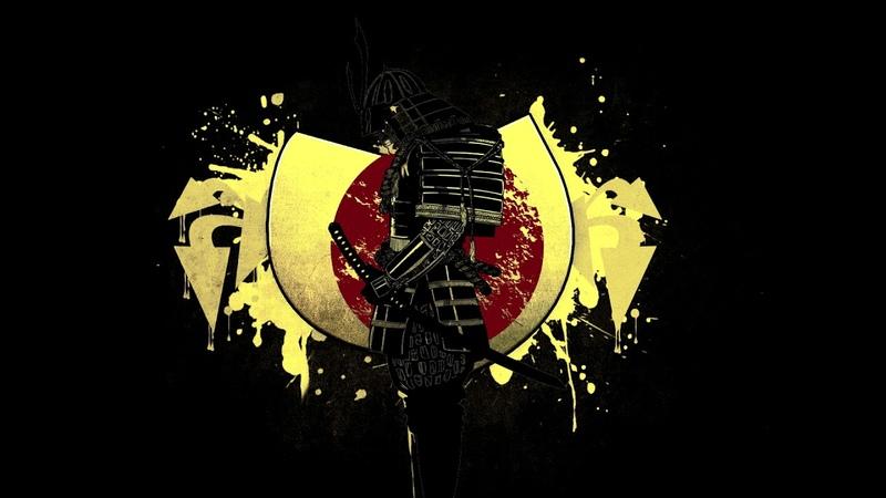 (Free) Dark Japanese Boom Bap Hip Hop Instrumental - Afro Samurai | Prod. D-Low