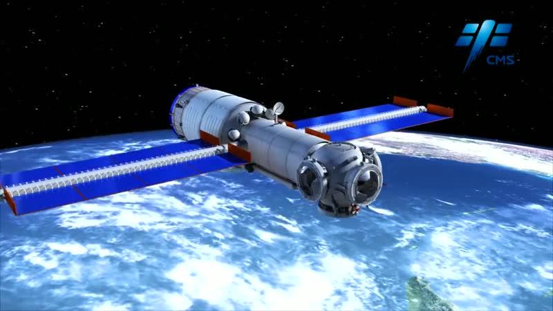 中国航天日大招!中国空间站技术细节首度公开