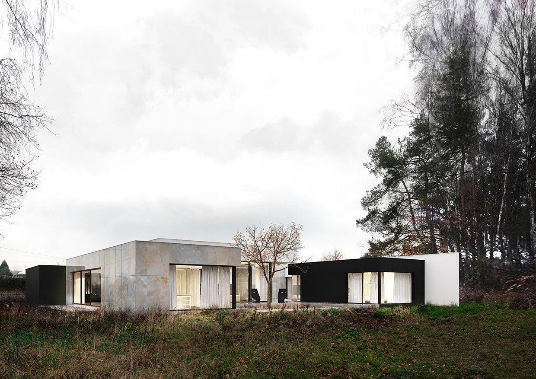 Single-family house / Marcin Tomaszewski