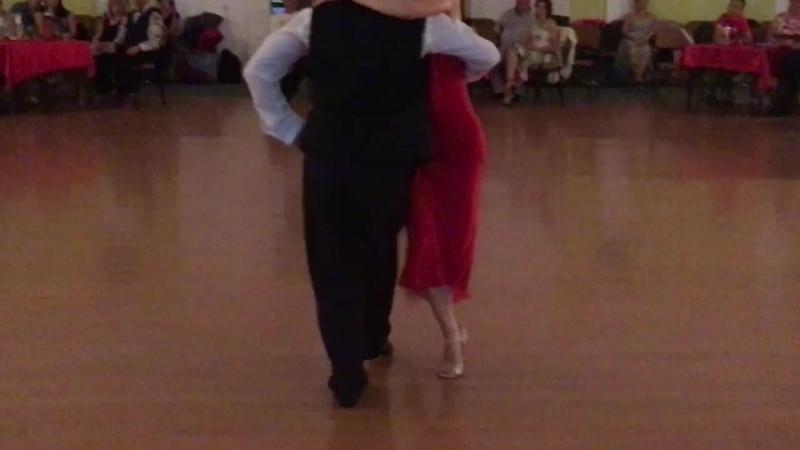 Танго в стиле Канженге