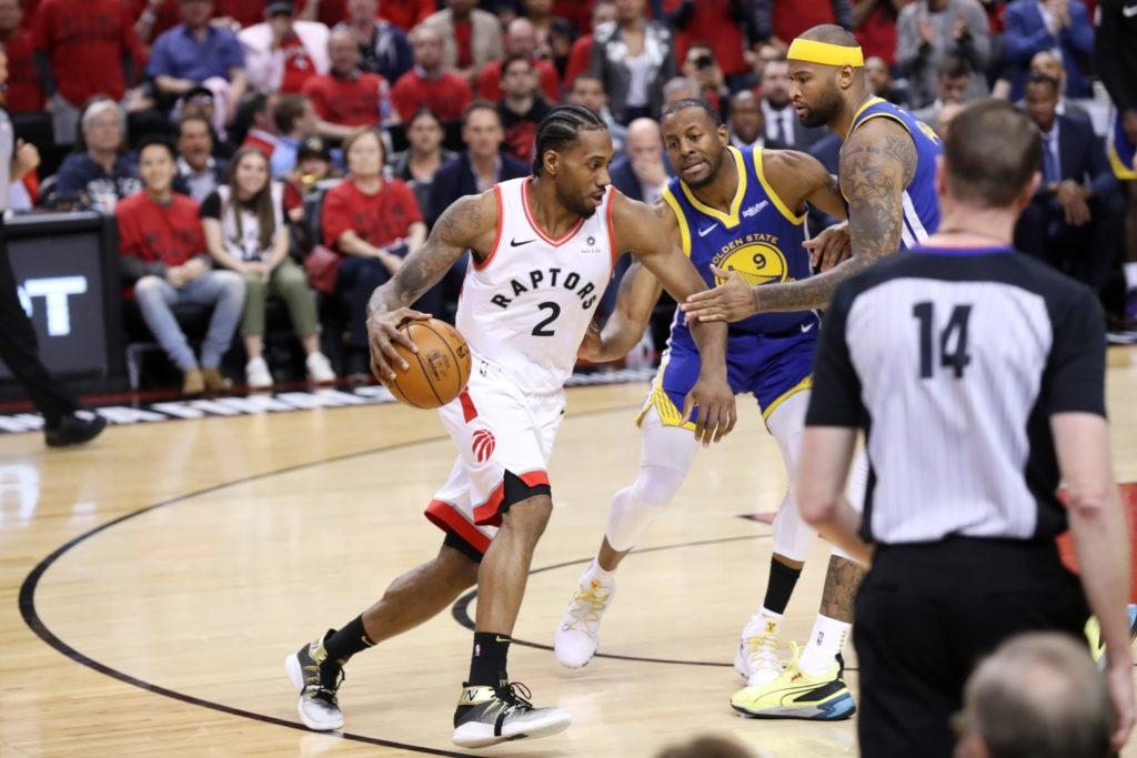 2-й матч финала НБА «Торонто» – «Голден Стэйт» получил рекордный телерейтинг в Канаде