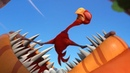 CRACKÉ   COMIDO VIVO   Dibujos animados para niños   WildBrain Videos For Kids