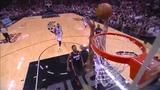 Manu Ginobili monster dunk on the Heat (2014 NBA Finals GM5)