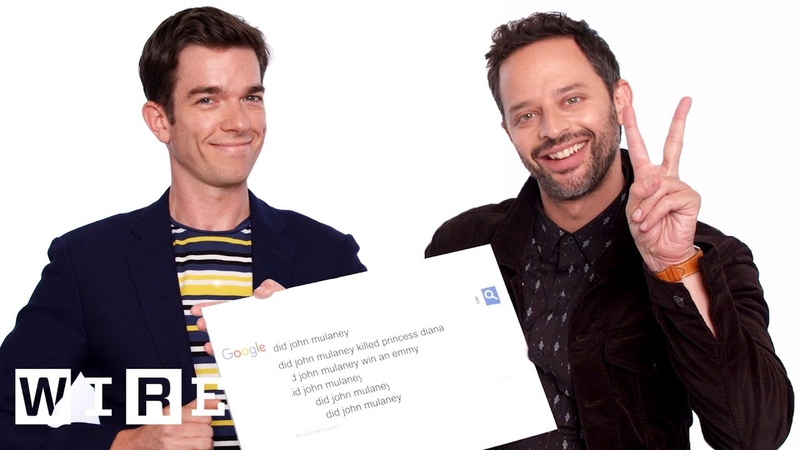 John Mulaney Nick Kroll Answer the Webs Most Searched Questions | WIRED