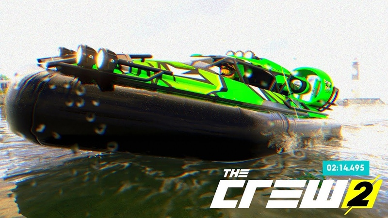 THE CREW 2 GOLD EDiTiON FUN-RACE (LiVE REPLAY) HDR ViDEO CASSETTE 2.14.495 PART 471 ...