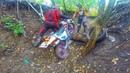 ЭНДУРО ПОКАТУШКИ | ДИВАННЫЙ ЭНДУРО ГРЯЗЕМЕС | Dirt Bikes DESTROYED