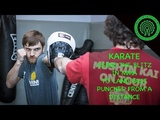 Karate for MMA - Using the Blitz to Land Fast Punches from Distance
