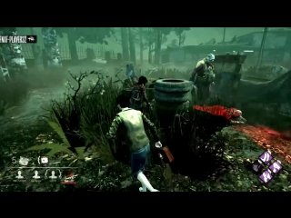 Dead by Daylight funny random moments montage 98