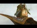 Ковер самолет, Васнецов обзор картины